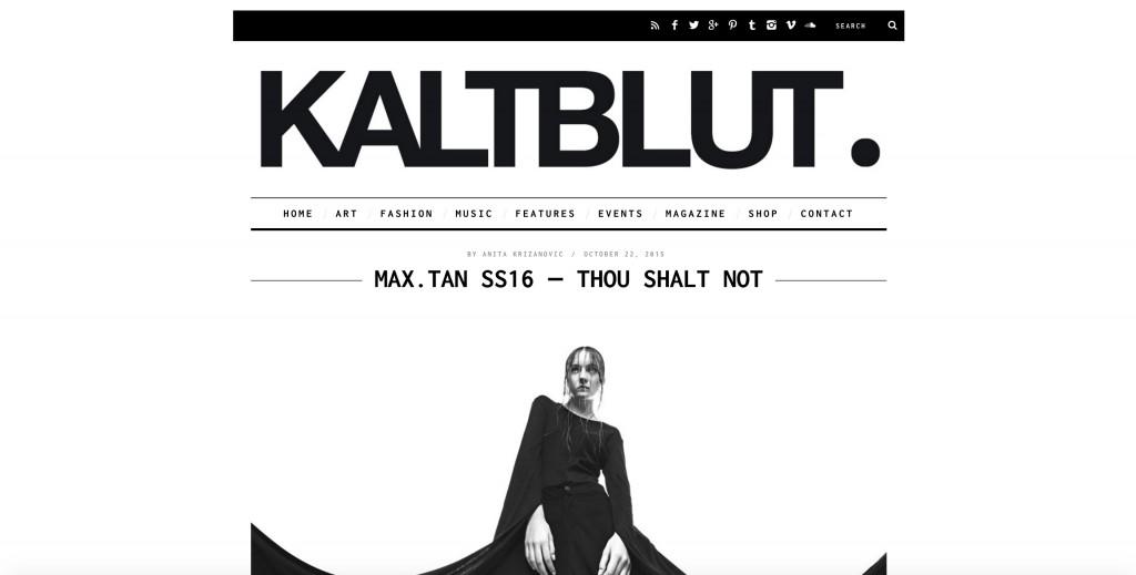 MAX.TAN-KALTBLUT-MAGAZINE-SS16