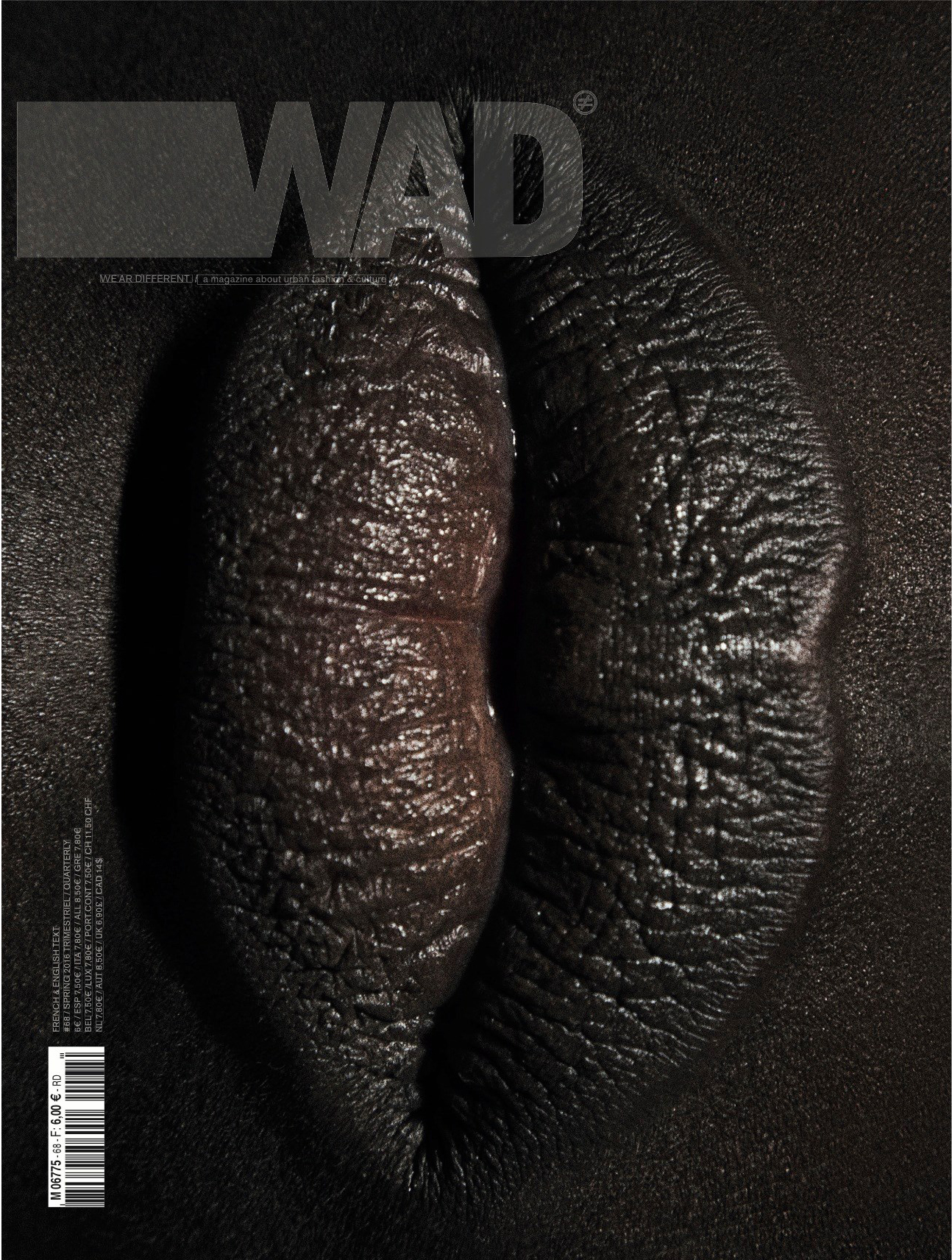 WAD MAGAZINE ISSUE 68